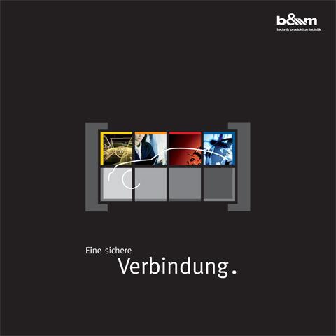 Image-Broschüre, b&m, Baier und Michels GmbH & Co. KG